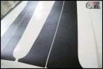 Okleina słupka B  Golf-Jetta MK2