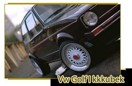 Vw Golf I VR6 kkkubek