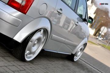 Audi A2 poncek