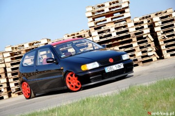Vw Polo poncek
