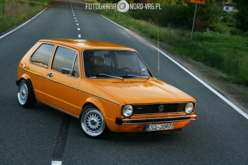 Vw Golf I survi