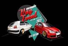 Wolfsgruppe Vag Event 2012 - 29th June to 1st July