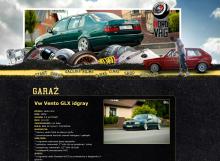 Vento GLX w garażu Nord-Vag